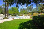 Enjoy the large community spa at Paseo Del Sol