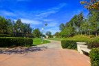Enjoy miles of walking trails in Paseo Del Sol