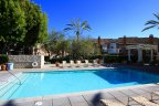 Take a refreshing dip in the pool at Provence D' Aliso in Aliso Viejo