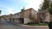 Townhome exterior to buildings in Quail Creek, Laguna Hills CA