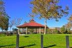 Sit and enjoy a picnic at the Rancho Bella Vista picnic tables