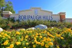 Entrance to Roripaugh Hills in Temecula Ca