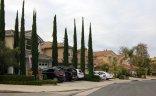 Street view in San Joaquin Hills, Laguna Niguel CA