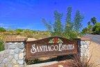 Entrance to Santiago Estates in Temecula Ca