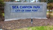 Sea Canyon Park is located in the city of Dana Point California