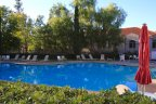 Residents of Seagate Colony in Aliso Viejo can swim in their private pool