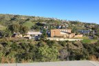 A look at the surrounding hillside from the Seaview community in San Clemente California