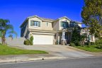 Another style of home in Serena Hills in Temecula
