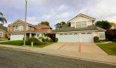 two story home exterior in Stratford Ridge, Laguna Hills CA