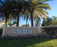 Entrance marquee sign for Summit Renaissance Anaheim Hills
