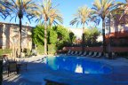 Sparkling community swimming pool in Summit Renaissance