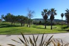 A view out over the golf course at Talega