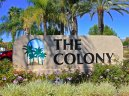 The Colony Community Marquee in Murrieta Ca