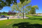 One of many parks in Vail Ranch in Temecula