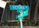 Victoria Drive and Dumond Drive in Victoria Beach Laguna Beach CA