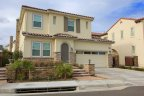 A smaller two story home located in Vista Del Verde in Yorba Linda