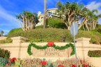 Another sign for Waterford Pointe in Dana Point