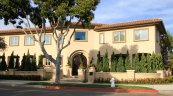Two story home located in the community of Westcliff, Newport Beach CA