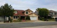 Exterior to homes in Westridge Estates, Laguna Niguel CA